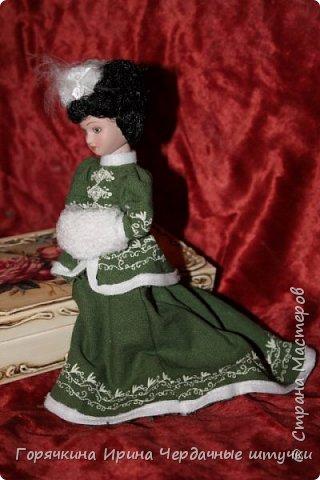 Моя маленькая коллекция кукол фото 10