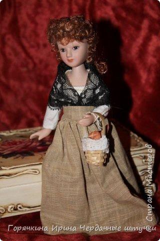 Моя маленькая коллекция кукол фото 15
