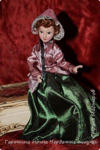 Моя маленькая коллекция кукол фото 17