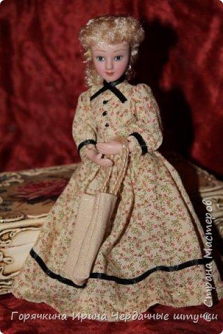 Моя маленькая коллекция кукол фото 18