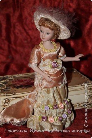 Моя маленькая коллекция кукол фото 19