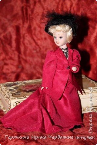 Моя маленькая коллекция кукол фото 20