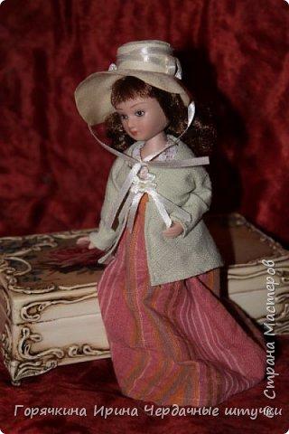 Моя маленькая коллекция кукол фото 21