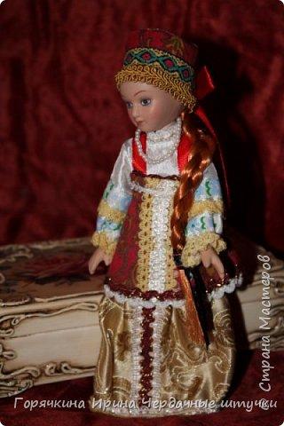 Моя маленькая коллекция кукол фото 22