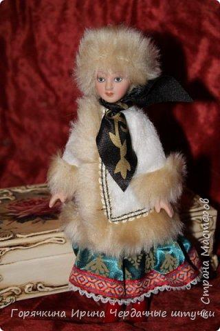 Моя маленькая коллекция кукол фото 23