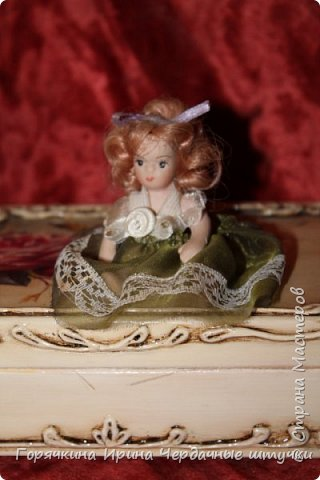 Моя маленькая коллекция кукол фото 24