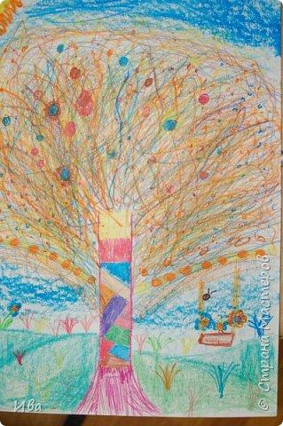 Вессенние деревья фото 11