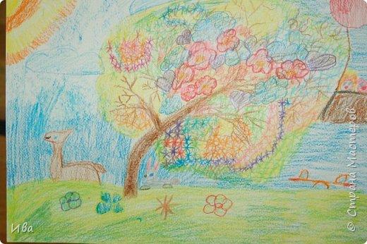 Вессенние деревья фото 12