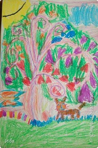 Вессенние деревья фото 13