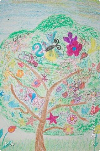 Вессенние деревья фото 14