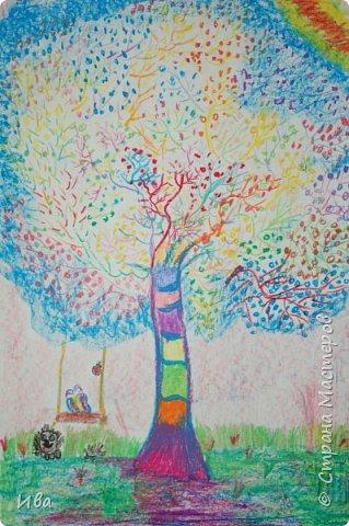 Вессенние деревья фото 15
