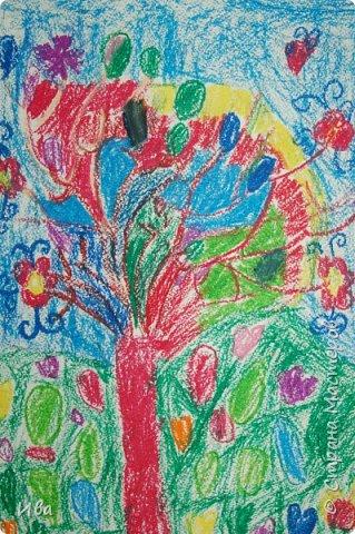 Вессенние деревья фото 17
