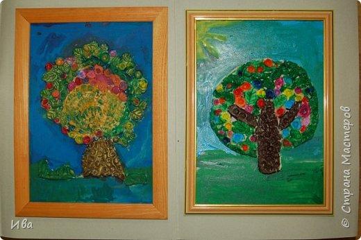 Вессенние деревья фото 6