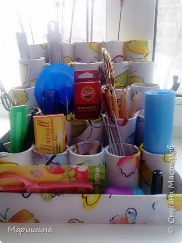 За идею спасибо огромное - mila2902 )))) Благодаря ее МК прибрала свои запасы в удобную форму !!! А далее....фантазия взыграла))) фото 4