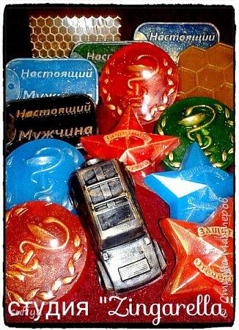 """В этом году как то не судьба мне было добраться до компьютера,а с планшета и телефона никакого терпения не хватает загружать свои работы)))).Вот и накопилось.))). Это букет с мылом-""""орхидея"""",ароматы разные-""""молоко и вишня"""",""""манго и орхидея"""" и """"Черная смородина""""..На работе его не обнюхал только ленивый!))) фото 10"""