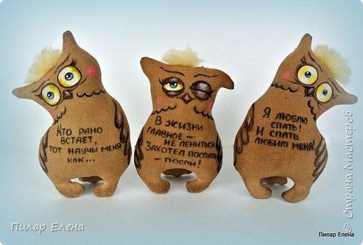 Котята-ветераны и совушки (по мотивам работ Надежды Колотьевой) фото 17