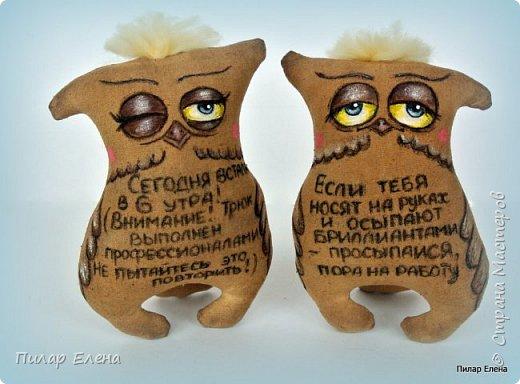 Котята-ветераны и совушки (по мотивам работ Надежды Колотьевой) фото 18