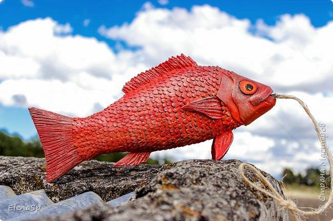 Рыба номер два, типа гуачинанго