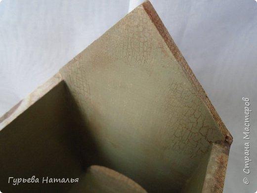 Здравствуйте, жители замечательной СМ!!! Представляю Вашему вниманию свои первые чайные домики. Готовились они в подарок прекрасным людям. Первый домик фото 8