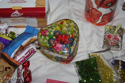 """Моя Посылка уже дошла до адресата и я могу показать  свои цветочки, которые делала по игре  """"Подруги"""" http://stranamasterov.ru/node/999441?c=favorite организованная  Натальей 16121983  фото 5"""