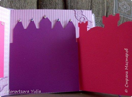 Мой первый альбом для любимой племянницы-крестницы в подарок. начну с коробочка. Сразу извините за  качество фото, сделала на мобильный) фото 30