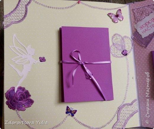 Мой первый альбом для любимой племянницы-крестницы в подарок. начну с коробочка. Сразу извините за  качество фото, сделала на мобильный) фото 31