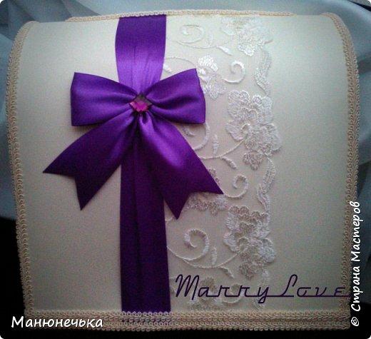Набор аксессуаров в Фиолетовом цвете фото 6