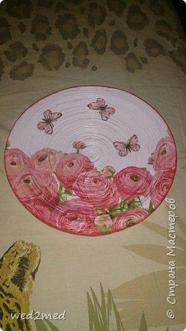 Продолжение тарелочной темы... фото 1