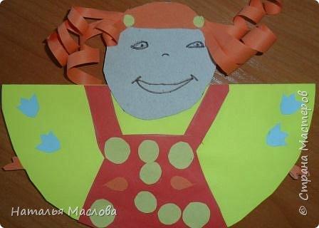 Вот такие блинные куклы сделали мои первоклассники. Идею подсмотрела у Новиковой Л. А. на MAAM.Ru фото 4