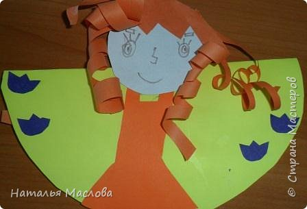 Вот такие блинные куклы сделали мои первоклассники. Идею подсмотрела у Новиковой Л. А. на MAAM.Ru фото 6