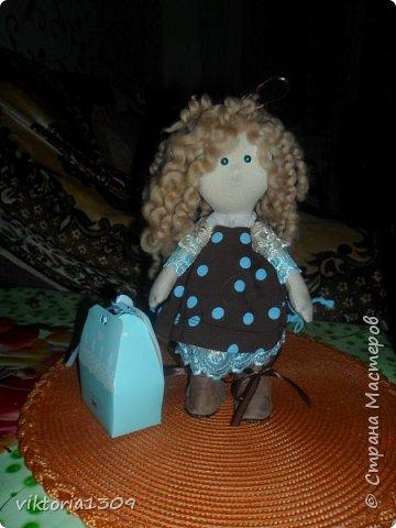 Кукла Анфиса фото 1