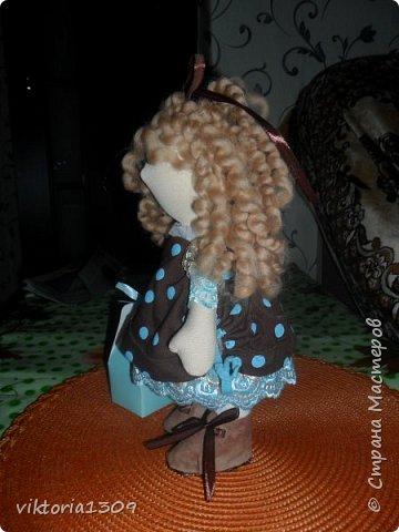 Кукла Анфиса фото 3
