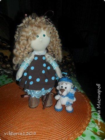 Кукла Анфиса фото 2