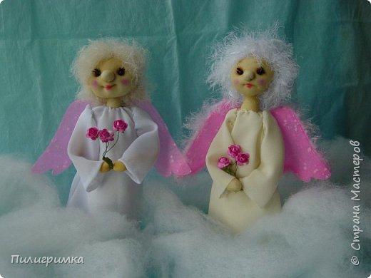 Ангелы с розовыми крыльями. фото 6