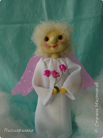 Ангелы с розовыми крыльями. фото 2