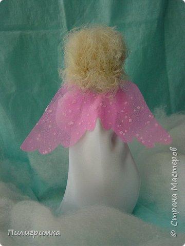 Ангелы с розовыми крыльями. фото 3
