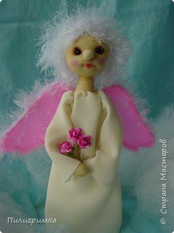 Ангелы с розовыми крыльями. фото 4