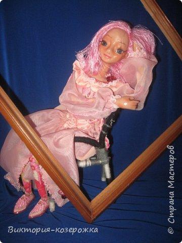 Приветствую вас, милые гости, жители Страны Мастеров! Радость в моем доме, которой так хочется поделиться и похвастаться!Приехала ко мне вчера малышка(ну не могу я говорить про нее кукла))).Автор девчушки Елена Ἑλένη Исаева    http://stranamasterov.ru/user/336106 фото 3