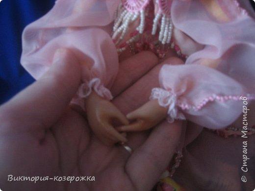 Приветствую вас, милые гости, жители Страны Мастеров! Радость в моем доме, которой так хочется поделиться и похвастаться!Приехала ко мне вчера малышка(ну не могу я говорить про нее кукла))).Автор девчушки Елена Ἑλένη Исаева    http://stranamasterov.ru/user/336106 фото 8