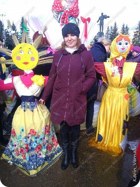 Всем привет!Я с фоторепортажем из чудесного города Гагарин.Собственно я около самой для меня прикольной Масленицы. фото 1