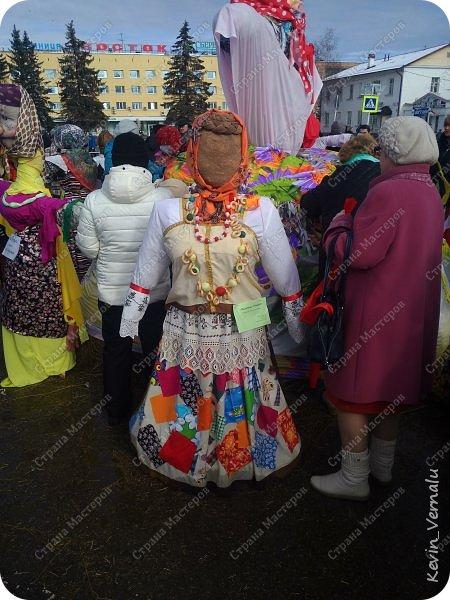 Всем привет!Я с фоторепортажем из чудесного города Гагарин.Собственно я около самой для меня прикольной Масленицы. фото 7