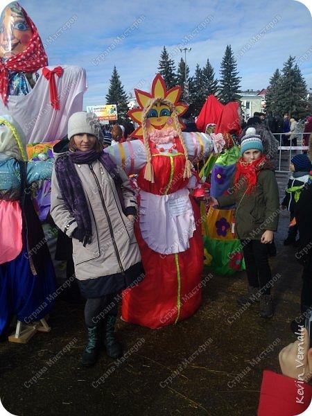 Всем привет!Я с фоторепортажем из чудесного города Гагарин.Собственно я около самой для меня прикольной Масленицы. фото 10