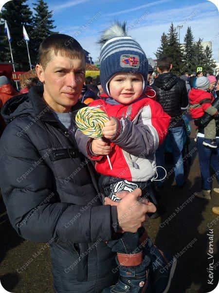 Всем привет!Я с фоторепортажем из чудесного города Гагарин.Собственно я около самой для меня прикольной Масленицы. фото 13