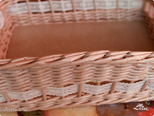 Приветствую всех полуночников Страны Мастеров!!! Вчера доделала хлебницу, точнее ящичек для хранения хлеба в кухонном пенале.  фото 4