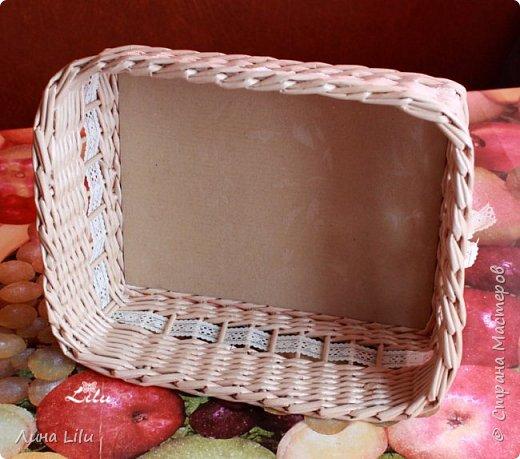 Приветствую всех полуночников Страны Мастеров!!! Вчера доделала хлебницу, точнее ящичек для хранения хлеба в кухонном пенале.  фото 2