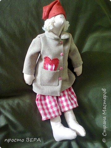 """Это Тильда """"Кофейная фея"""". Моей лучшей подруге детства - подарок. фото 9"""