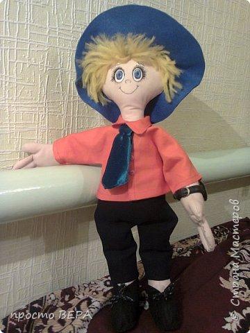 """Это Тильда """"Кофейная фея"""". Моей лучшей подруге детства - подарок. фото 7"""