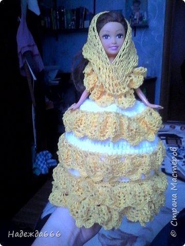 наряд на куклу фото 1
