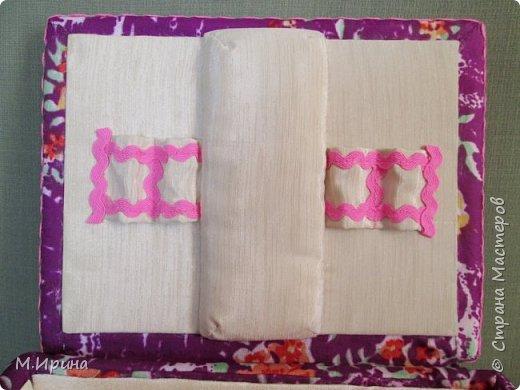 Мои первые шкатулки: из картона для рукоделия и из спичечных коробков для бусинок и всяких мелочей - булавок, застежек, крючочков и т.д. Не все получилось идеально, и еще есть к чему стремиться)) фото 17