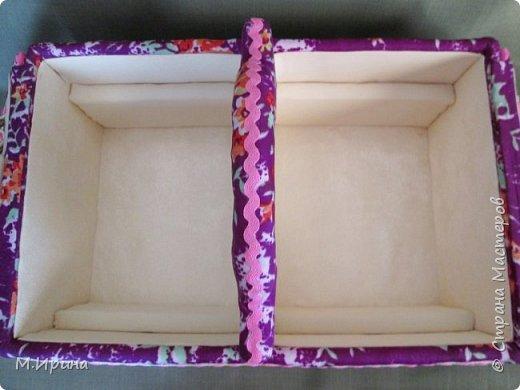 Мои первые шкатулки: из картона для рукоделия и из спичечных коробков для бусинок и всяких мелочей - булавок, застежек, крючочков и т.д. Не все получилось идеально, и еще есть к чему стремиться)) фото 14